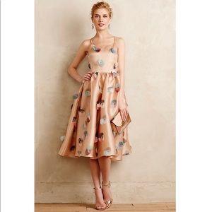 Anthropologie Vida Circlet Dress